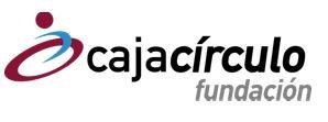 Resultado de imagen de logotipo fundación caja circulo